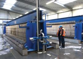 Hoàn thành dự án xử lý chất thải công ty XYZ