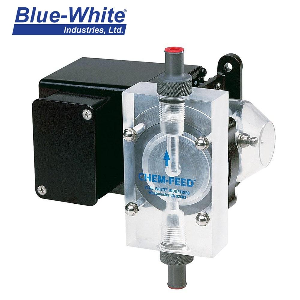 Máy bơm định lượng hóa chất Blue White C-660HV-220VAC
