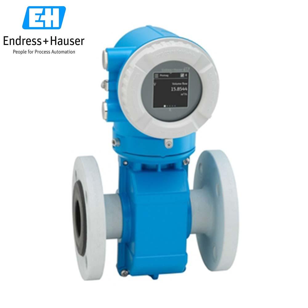 Đồng hồ đo lưu lượng điện từ Endress+Hauser, DN25-2400
